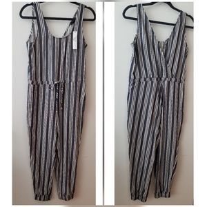 Anthropologie Chambray Drew Jumpsuit